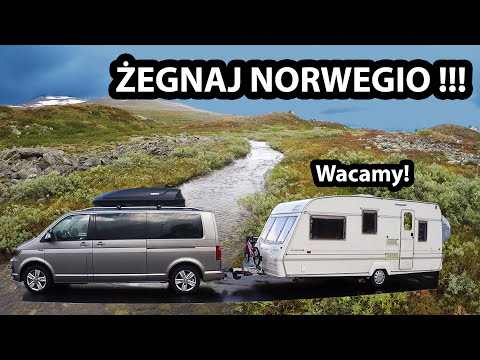Ostatni Dzień w Norwegii i Powrót Do Domu !!! - Koło Podbiegunowe - Arctic Circle Centre (#495)