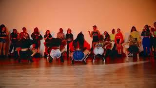 Beychella Homecoming mix | Beyonce | Aliya Janell choreography mirror