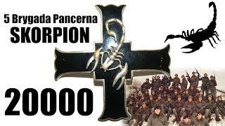 "Jubileuszowe bitwy #590 ► 5 Brygada Pancerna ""Skorpion"""