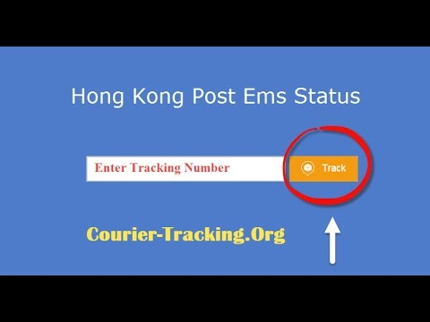 Hong Kong Post Ems Tracking Guide