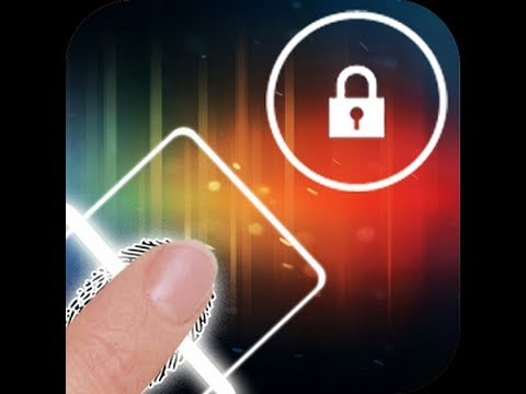 android fingerprint lock screen lock your screen and unlock using your finger