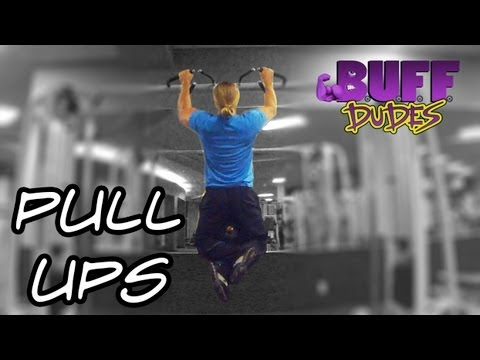 Pull Up  Tutorial Created by Buff Dudes