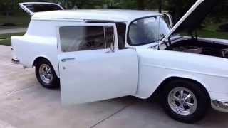 1955 Chevy Sedan Delivery Wagon