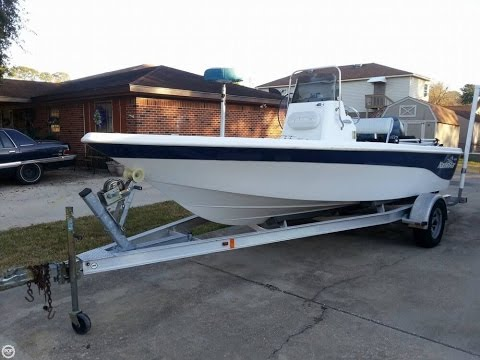 [UNAVAILABLE] Used 2008 Nautic Star 1800 Nautic Bay CC in Pascagoula, Mississippi