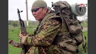 Ополченец Ваха вернется в Донецк после отпуска в Забайкалье