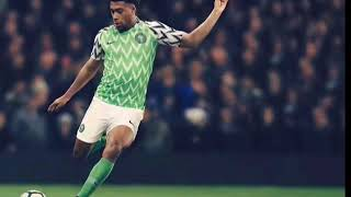 Nike Unveils Super Eagles Of Nigeria Jersey Ft Iwobi, Iheanacho, Ndiidi And Mike Obi