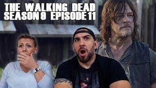 The Walking Dead Season 9 Episode 11 'Bounty' REACTION!!