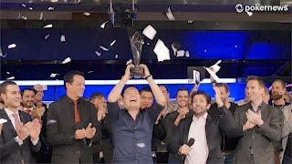 Jasper Meijer van Putten is the Last Ever EPT Main Event Champion