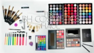 First BH Cosmetics Haul