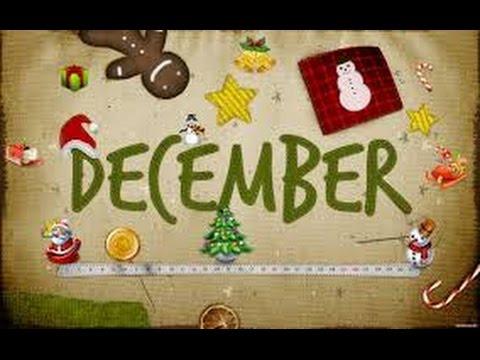 график на Декабрь месяц 2017