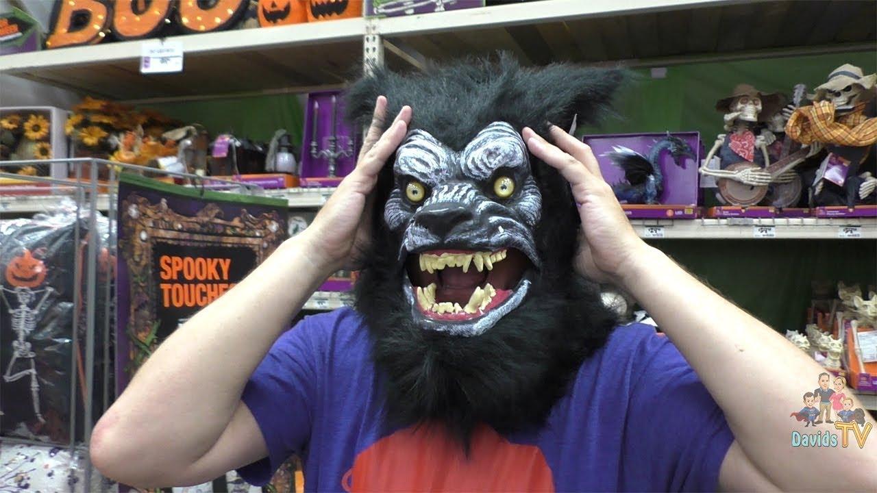 Scariest Home Depot Ever! Halloween Animatronics Tour