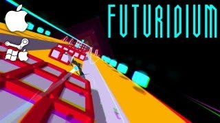 Futuridium EP Review [iOS, PC & Mac, Steam Greenlight]