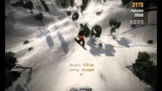 Stoked big air edition gameplay