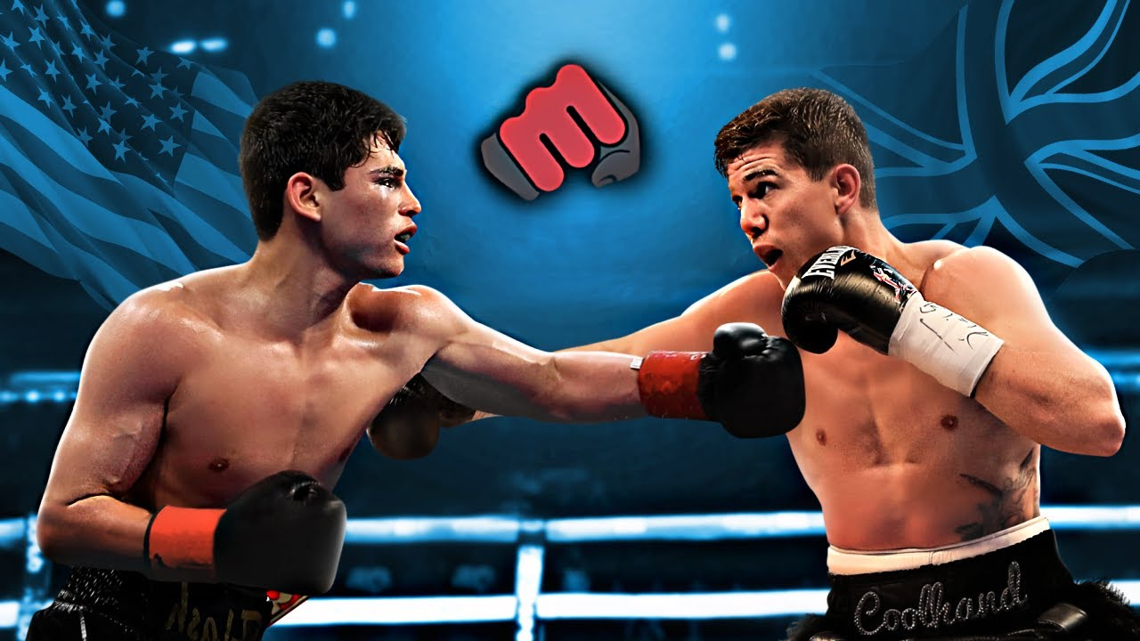 Ryan Garcia vs Luke Campbell - A CLOSER LOOK