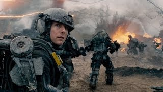 Edge of Tomorrow - Official Trailer 1 [HD] thumbnail