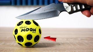 Was steckt in einem MOON BALL und wie hoch fliegt er wirklich?