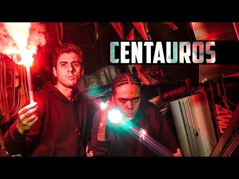 Centauros (Clipe Oficial) - Fabio Brazza Part. Sant [Prod. Paiva]