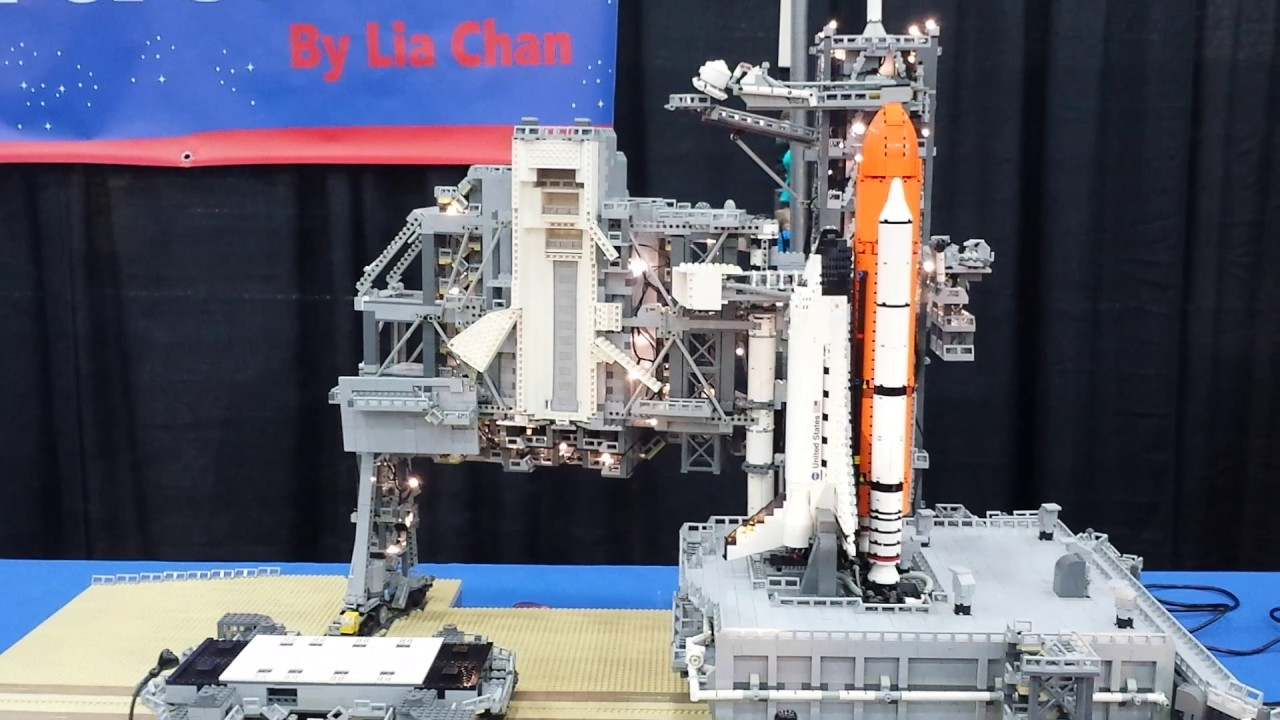 lego space shuttle youtube. Black Bedroom Furniture Sets. Home Design Ideas