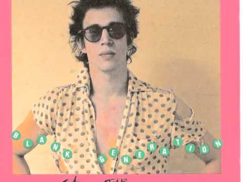 richard hell and the voidoids who says