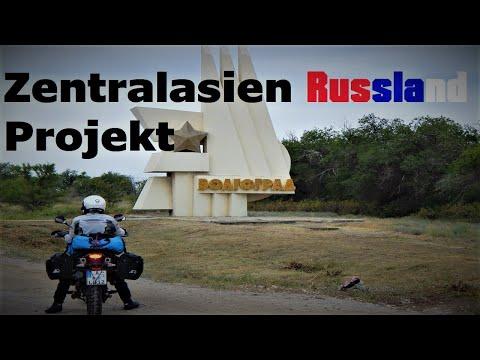 #8 Motorradabenteuer durch Russland