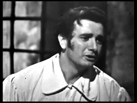 Клип Franco Corelli - Tosca: E lucevan le stelle