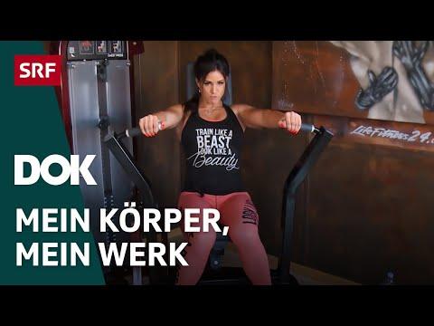 Körperkult – Junge Menschen im Fitnessrausch | Doku | SRF DOK