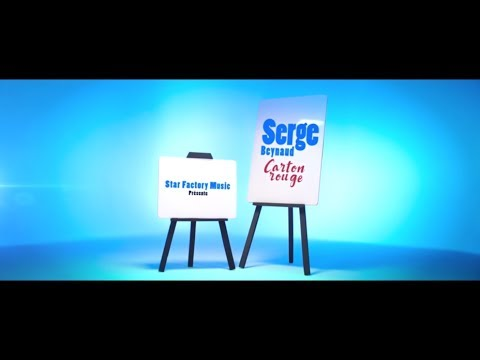 Serge Beynaud - Carton Rouge - Clip officiel
