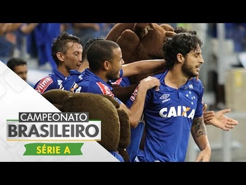 Melhores Momentos - Gols de Cruzeiro 1 x 0 São Paulo - Campeonato Brasileiro (14/05/2017)