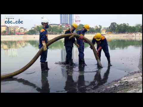 nguồn nước ô nhiễm dân sống ra sao