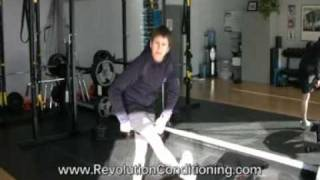 London, Ontario Athlete Training: Tight Hamstrings?  Try This New Technique.