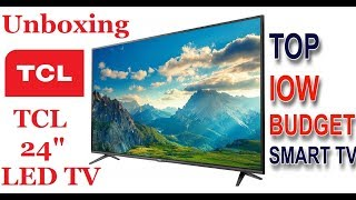Unboxing TCL 24
