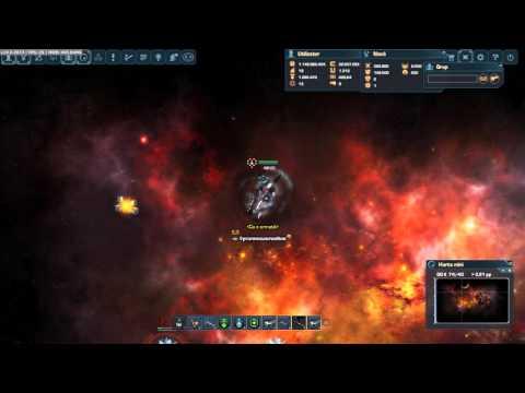 DarkOrbit - Delta Gate - Aegis - 1h