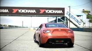 2013 Scion FR-S Review August Playseat Car Pack DLC Forza 4