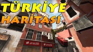 CS:GO İSTANBUL,TÜRKİYE HARİTASI - Atatürk, Kebapçı, Arçelik!