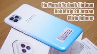 Unboxing HP Lokal yang Katanya Mirip iPhone 11 Pro Max 🔥🔥.