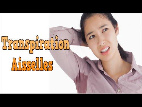 stop transpiration aisselles