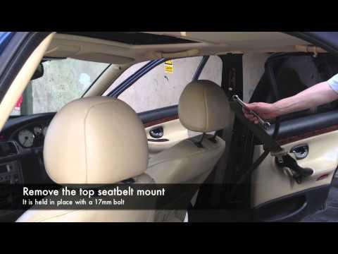 Seatbelt Replacement