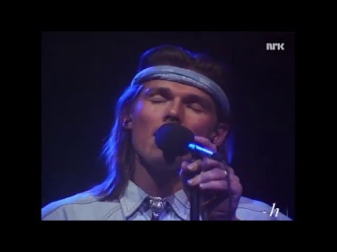 A-ha - Seemingly (Nonstop July) (Live in NRK 1991)