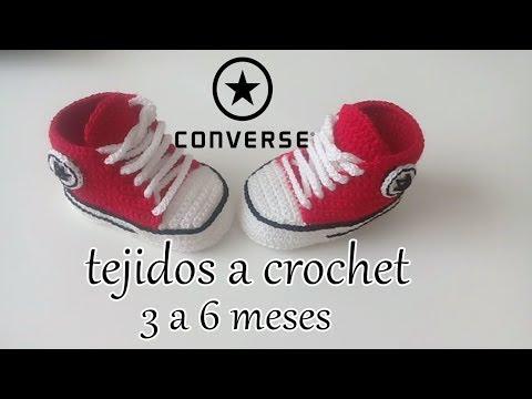 zapatos tipo converse niño