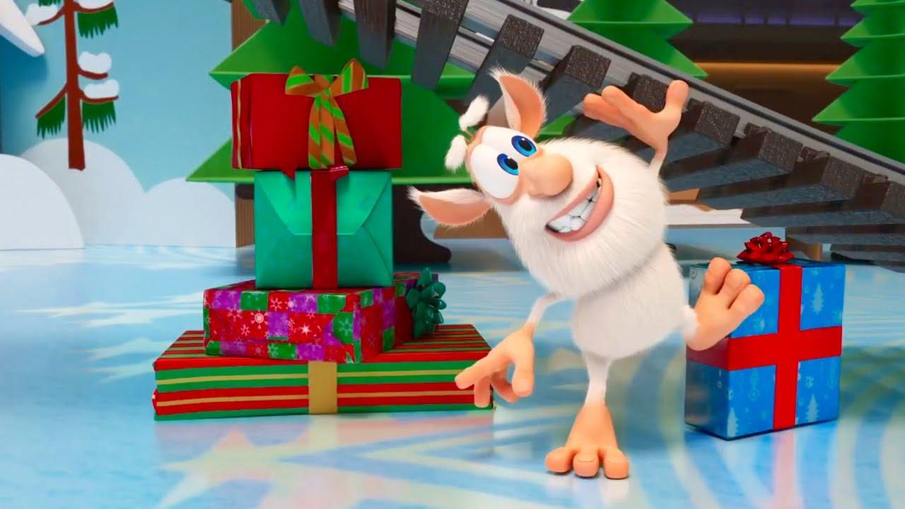Буба - Новый Год и Рождество с Бубой ?  Смешной Мультфильм 2020  ?  Kedoo мультики для детей