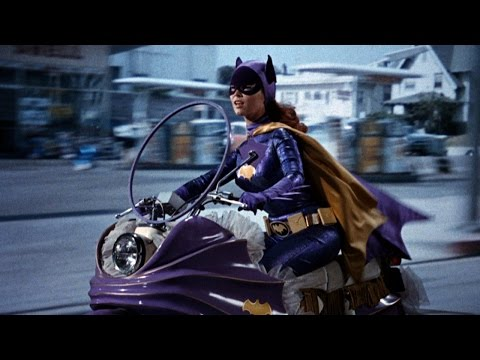 Batgirl's Onscreen Debut from Batman '66