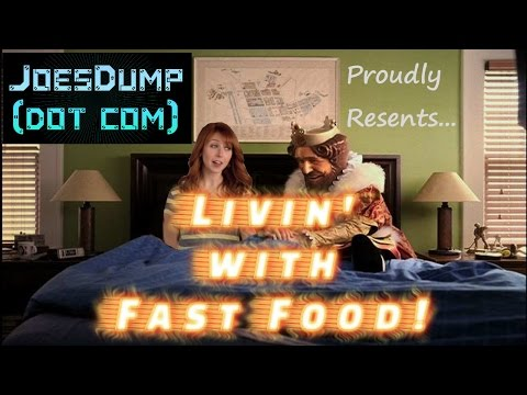 Livin' With Fast Food (parody of The Eagles