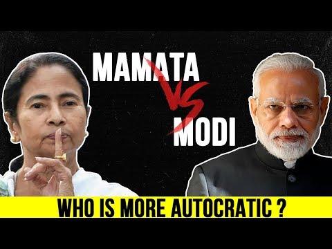 Mamata Vs Modi War Explained - #AkashVani Broadcast on #TheDeshBhakt