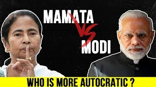 Mamata Vs Modi War Explained - #AkashVani Broadcast on #TheDeshBhakt