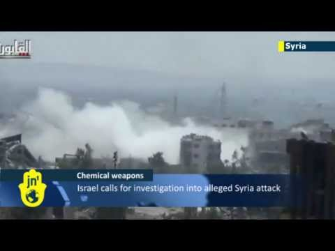Syrian Chemical Weapons Attack: Israeli Minister Calls For Investigation Into Assad's Alleged Attack