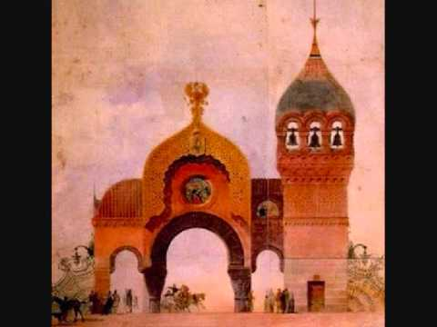 Mussorgsky 'Great Gate of Kiev' - Douglas Gamley arranger / conductor