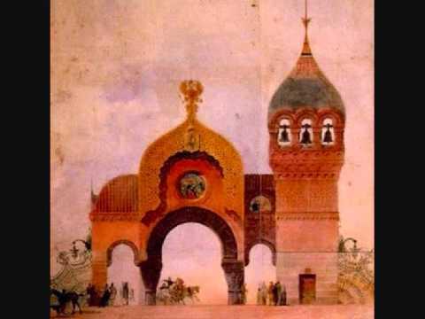 Mussorgsky 'Great Gate of Kiev' - Douglas Gamley arranger / conductor