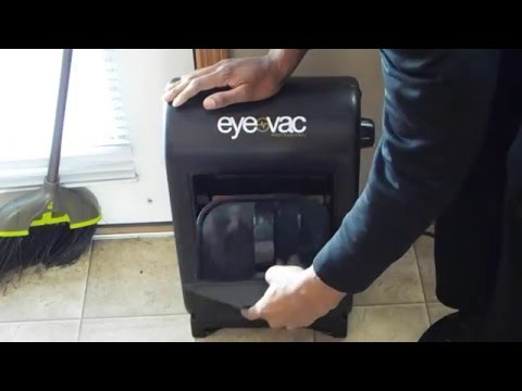 The Geek Review the Eye Vac