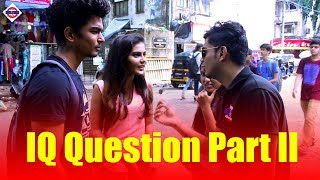 Naughty Hindi IQ Questions Part-2 - Virar2Churchgate