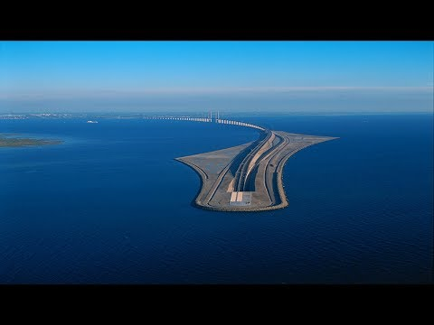 Denmark's 'Disappearing Road' Is Really An Awesome Underwate
